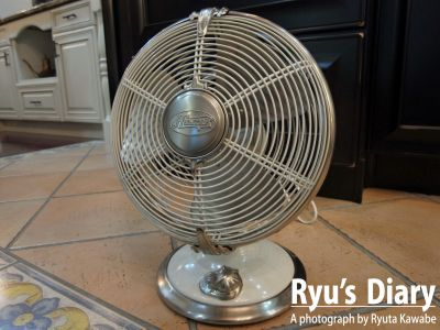 Table Fan METRO_400